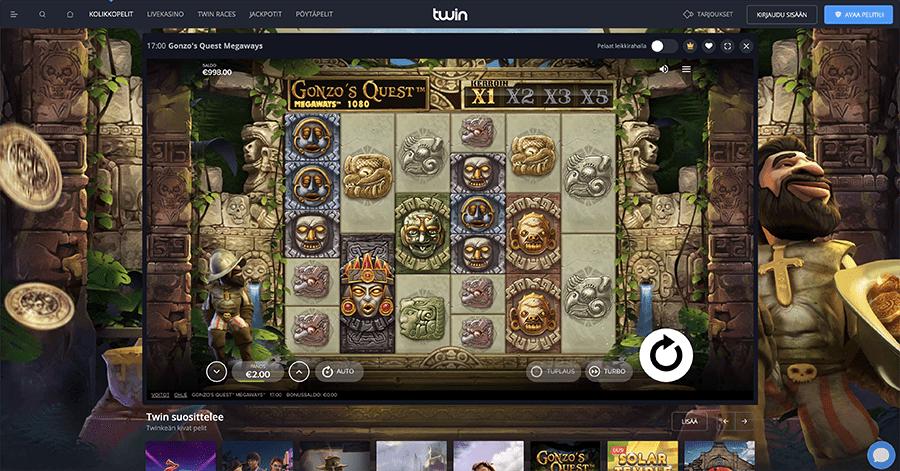 casino in game