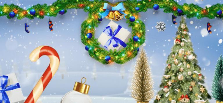 kasino joulukalenterit 2020