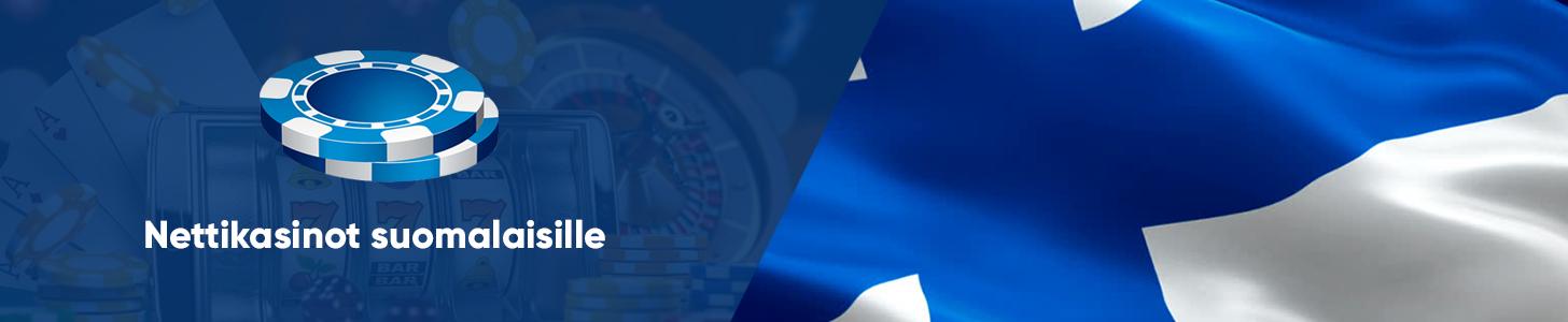 Nettikasinot ilman rekisteröitymistä suomalaisille